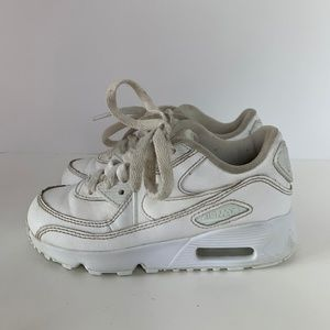 Kids Nike air max sneakers